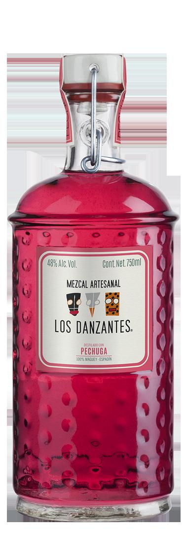 Mezcal Los Danzantes Pechuga